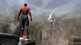 getlinkyoutube.com-Spider man web of shadows Boss Electro HD
