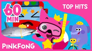 getlinkyoutube.com-The Best Songs of Jul & Aug 2016   Baby Shark and More   + Compilation   PINKFONG Songs for Children