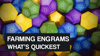getlinkyoutube.com-What Really Is The Best Way To Farm Engram's? We've Tested it!