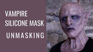 Vampiro - Maschera in Silicone - Vampire - Silicon Mask