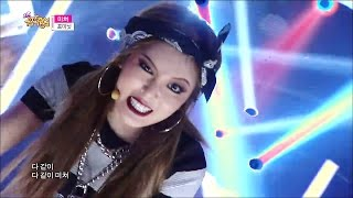 getlinkyoutube.com-【TVPP】4MINUTE - Crazy, 포미닛 - 미쳐 @ Show Music Core Live