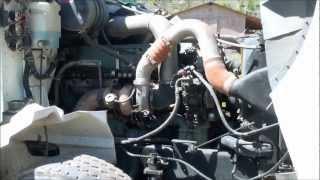 getlinkyoutube.com-Working on a Detroit Diesel Engine [Bad Fuel Pump]