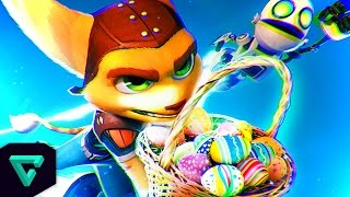 getlinkyoutube.com-Top 10: Ratchet and Clank Easter Eggs and Facts
