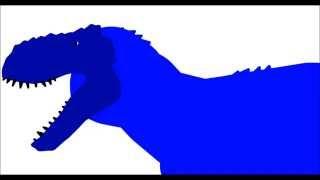 getlinkyoutube.com-PDW   Vastatosaurus vs Indominus