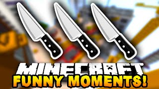 getlinkyoutube.com-Minecraft MIKE MYERS! #1 (Funny Moments!) w/ PrestonPlayz & Friends!