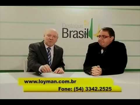 Loyman Assessoria e Montagem Industrial - Destaque Brasil - Band Tv - 30/09/2012