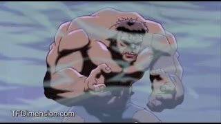 getlinkyoutube.com-Ultimate Avengers- Hulk transformation