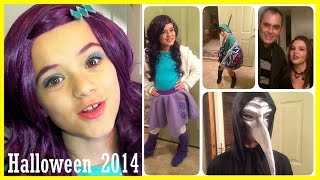 getlinkyoutube.com-HAPPY HALLOWEEN!  2014  |  KITTIESMAMA