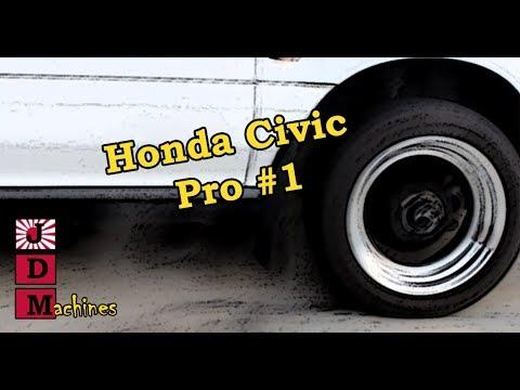 Honda Civic S02E01 Надиратель задов!
