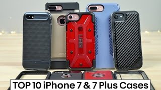 getlinkyoutube.com-Top 10 Best iPhone 7 & 7 Plus Cases!