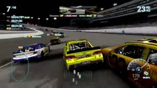 NASCAR '14 Update! Paul Menard at Texas Quick Race