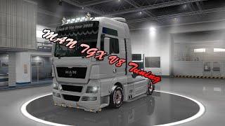 Euro Truck Simulator 2 | MAN TGX V8 Tuning