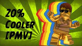 getlinkyoutube.com-Ninjago Tribute- 20 Percent Cooler (Alex.S Remix) [PMV]