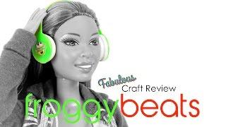 getlinkyoutube.com-Fabulous Craft Review: Doll Designer Headphones