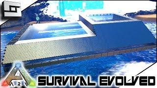 ARK: Survival Evolved - EPIC TEK TIER BASE BUILDING! E8 ( Pugnacia Modded Ark Gameplay )