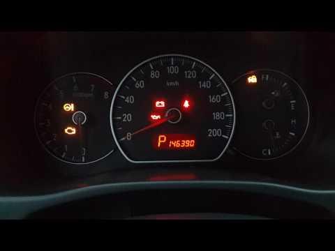 Ошибка airbag suzuki sx4