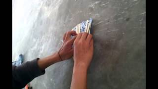 getlinkyoutube.com-Cara Mudah Membuat Kipas Tangan