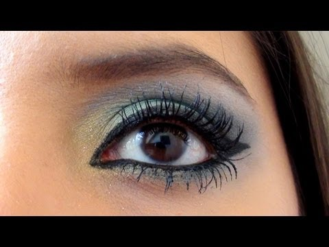 Maquillaje Y Peinado Para Fiesta (Elegante)