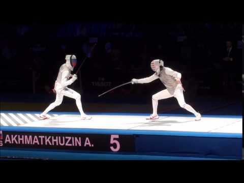 World Fencing Championships 2015 - Foil - Semis & Finals