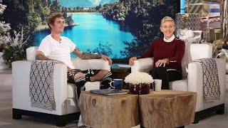 getlinkyoutube.com-Justin Bieber's Exciting Announcement
