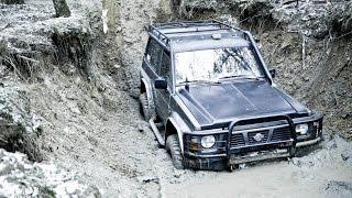 getlinkyoutube.com-█▬█ █ ▀█▀ Off road Patrol Y60 Hard Ride Nissan 4x4 Extreme