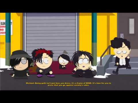 South Park   Hello Goth Kids