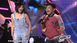 Darren Espanto sings Domino in The Voice Kids (BA)