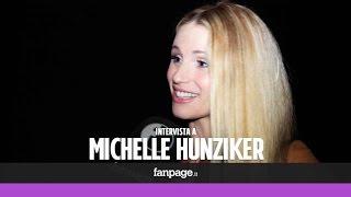 """getlinkyoutube.com-Michelle Hunziker: """"Con Aurora sono stata severa, con le bambine chiudo un occhio"""""""