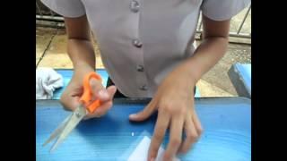 getlinkyoutube.com-ตุ๊กตาแกนกระดาษทิชชู