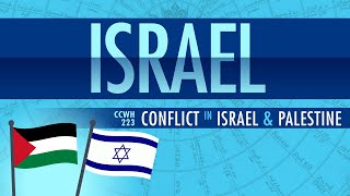 getlinkyoutube.com-Conflict in Israel and Palestine: Crash Course World History 223