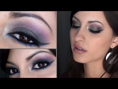 Maquillage Libanais Coloré