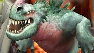 Dragons: Rise of Berk - Green Death