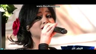 getlinkyoutube.com-اغنية حنان لخضر و رافائيل الرومانسية في البرايم العاشر -  hanan and rafael prime 10 song