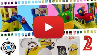 getlinkyoutube.com-Vídeos de la Semana #2 con Peppa Pig y los Minions