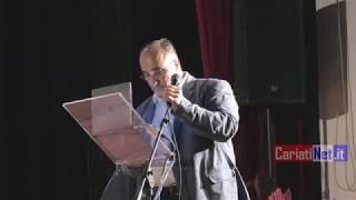 Presentazione Nuovo Ospedale iGreco - Intervento Saverio Greco
