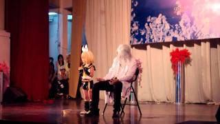 getlinkyoutube.com-Cosplay Kokoro - Kagamine Rin Vocaloid (Japan Day)