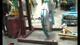 getlinkyoutube.com-Manucoil  - Coil loading/handling equipment - Rotobloc-PSP Dimeco
