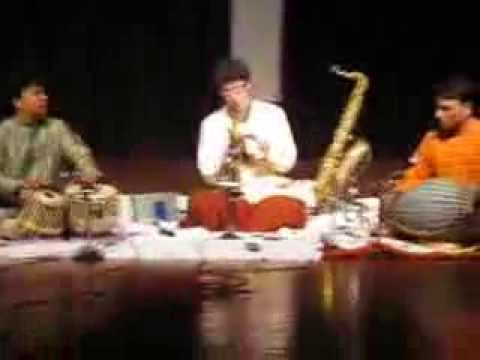 Saxophone with Shrikhol
