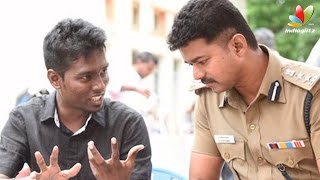 getlinkyoutube.com-Vijay's Theri Shooting Completed | Atlee, Amy Jackson | Hot Tamil Cinema News
