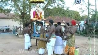 Chunnakam Kathiramalai Sivan Kovil Vettai Thiruvizha
