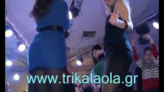 getlinkyoutube.com-Μουζάκι τσιφτετέλι σούπερ χορός Δρακότρυπας 21-1-12