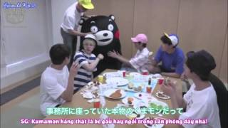 getlinkyoutube.com-[Records No.93] [Vietsub] BTS & Suga meet Kumamon