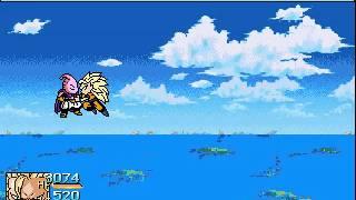 getlinkyoutube.com-Dragonball Z rpg maker 2003 - Goku turns SSJ3!
