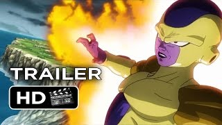 Dragon Ball Z: La Resurrección de Freezer - Trailer #1 Español Latino [HD]