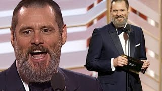 flushyoutube.com-Jim Carrey ai Golden Globe 2016 [SUB ITA]