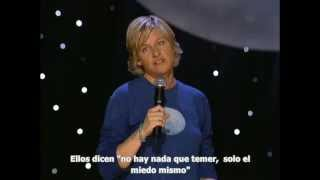 Ellen DeGeneres - The Beginning- Full subtitulado español
