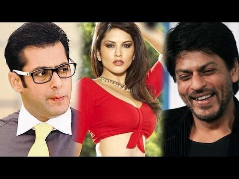 Sunny Leone talks about working with the Khans
