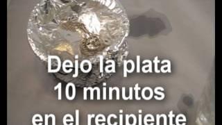 getlinkyoutube.com-TRUCO limpiar plata