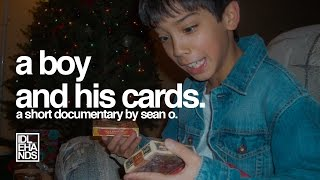 A Boy And His Cards - A Cardistry Documentary by Sean O.
