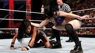 getlinkyoutube.com-FULL: Paige vs. AJ Lee (Divas Championship) Raw, June 30, 2014 (AJ Lee Returns)